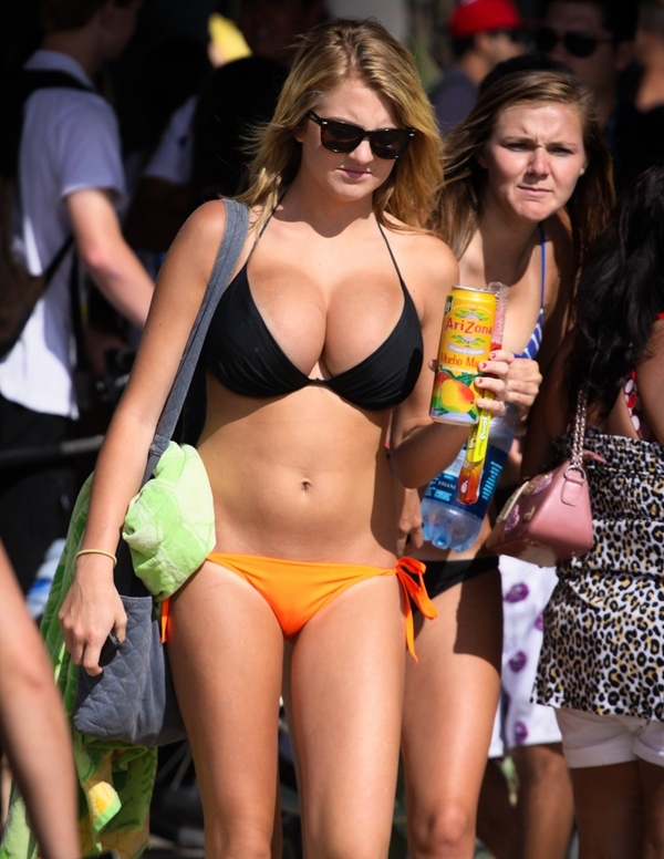 Fucking huge tits candid think, that