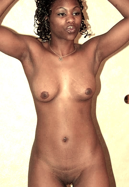 Free amateur black nude gallery think