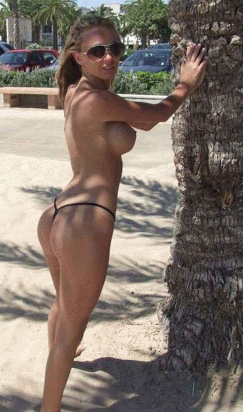 Boobs on Beach - Nude Beach Breasts; Amateur Beach