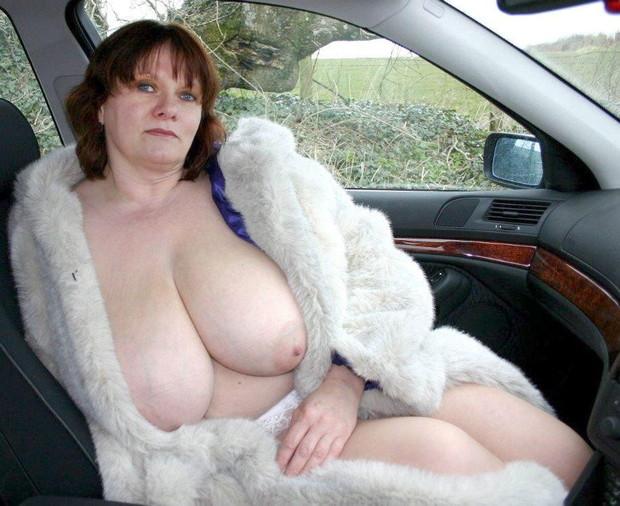Big Tits Mature Brunette 111