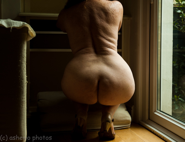 Real amatuer mature butts curves