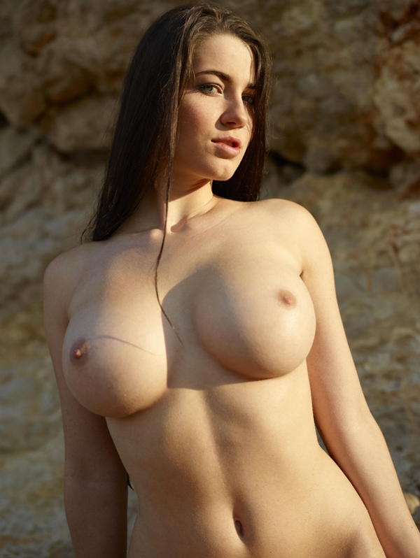 beautiful big breast