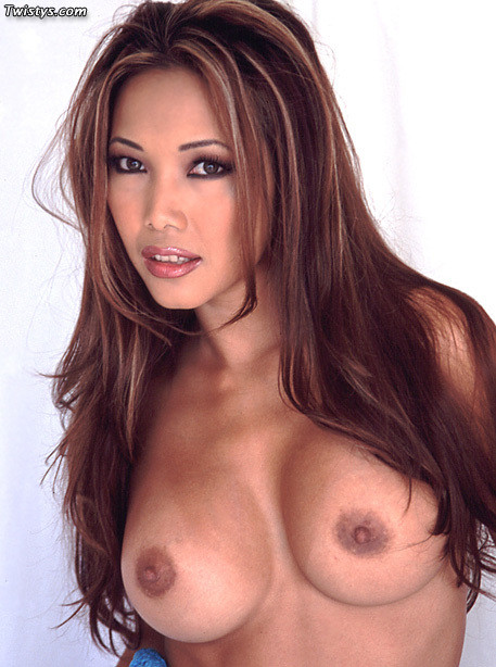 Hot sexy naked asian pornstar