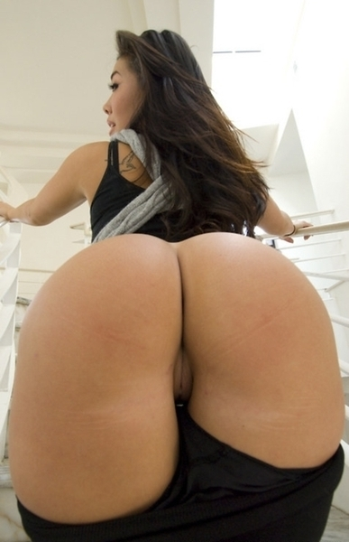 Sexy japanese big ass