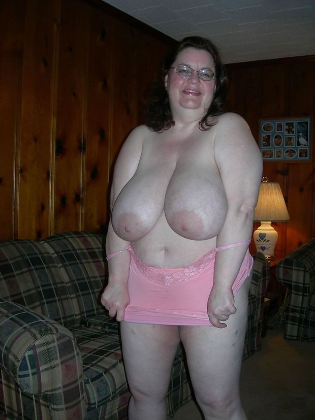 Fat mature huge tits