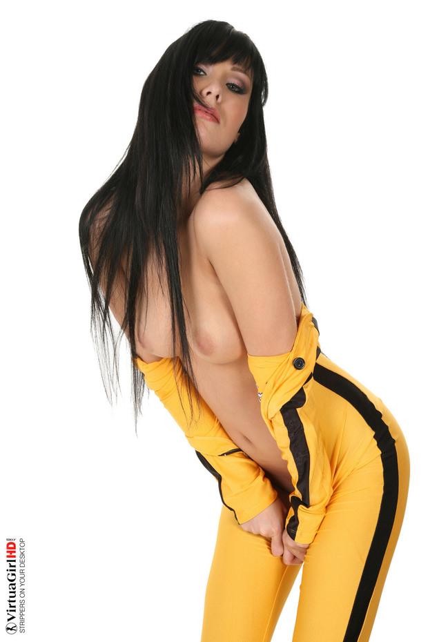 ...; Amateur Babe Big Tits Brunette Hot Uniform
