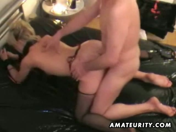 image Amateur milf toy whipshandcuffs and a face