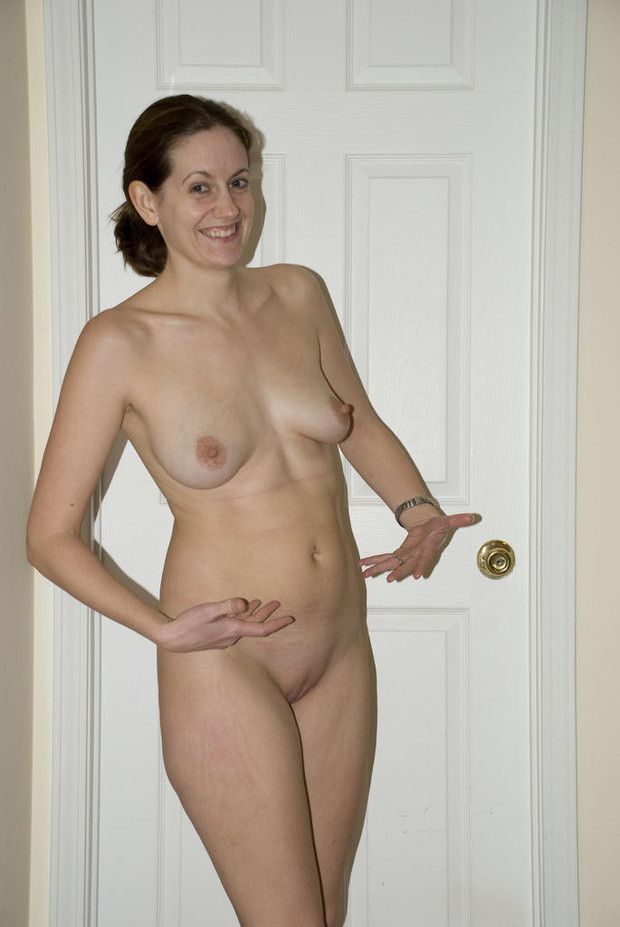 Shaved pussy milf think