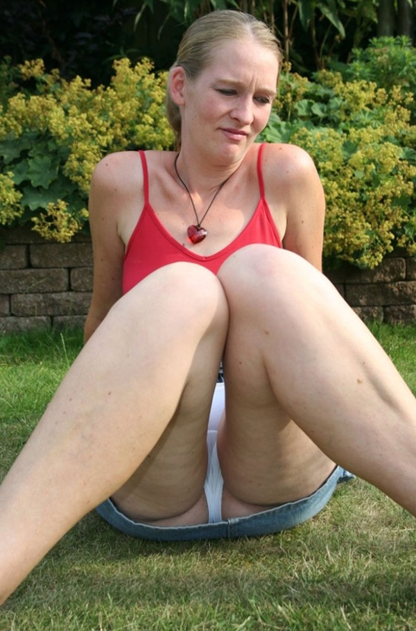 Gorgeous Its free upskirt action the end...thirsty