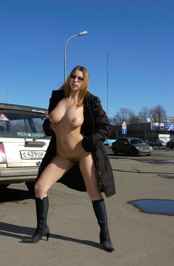 Boobs on Public - Blowjobs On Street; Amateur Public