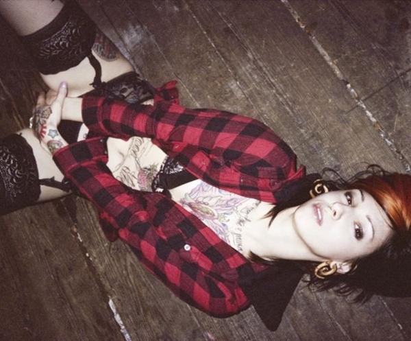 Jo : Inked Girls :: Tattooed Girls Model Search; Babe