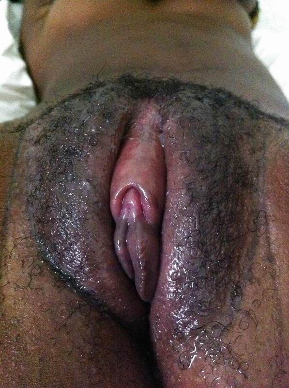 Mature wife with black