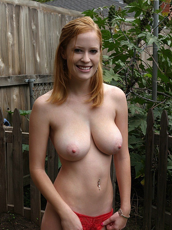 red head big naturals