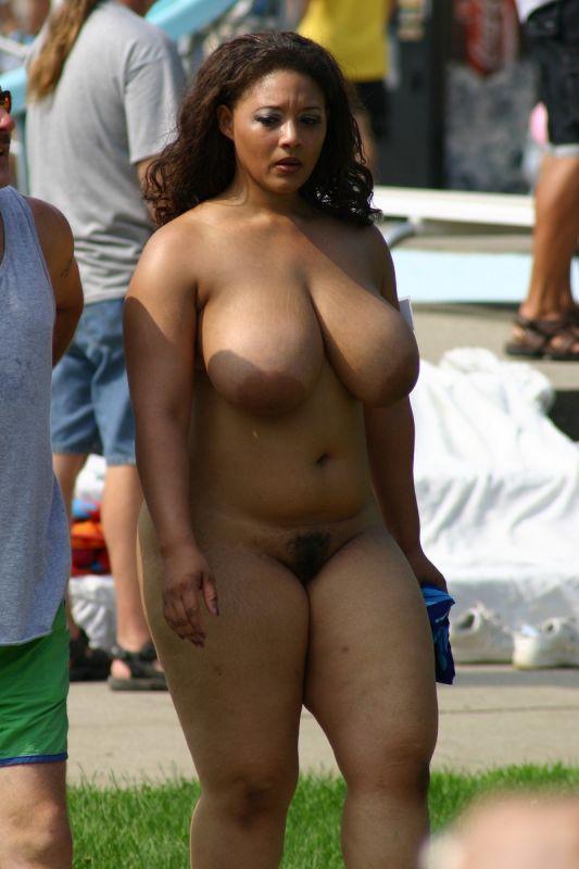 Big tits milf black