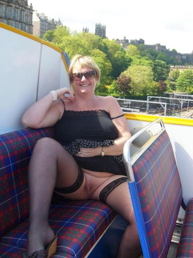 ; Amateur Big Tits Blonde Mature