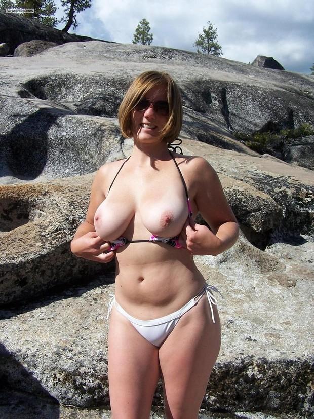...; Amateur Big Tits Brunette Mature MILF Panties