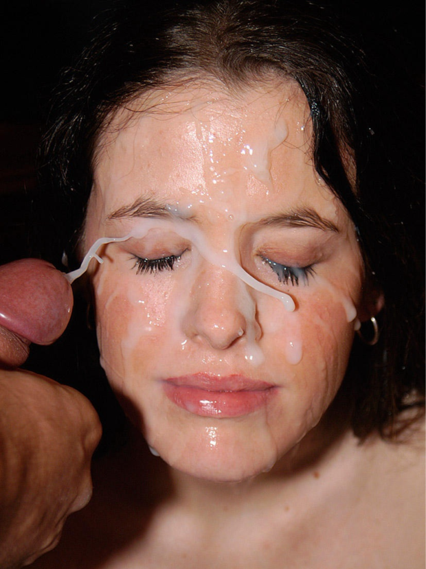 The ideal Amateur blowjob cum facial