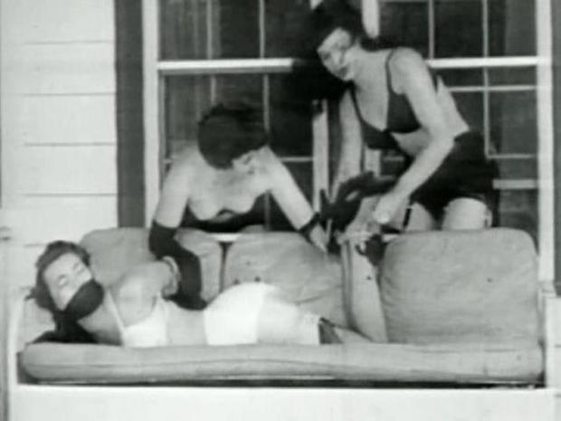 ...; Amateur Babe Brunette Girlfriend Hot Lesbian Threesome Vintage
