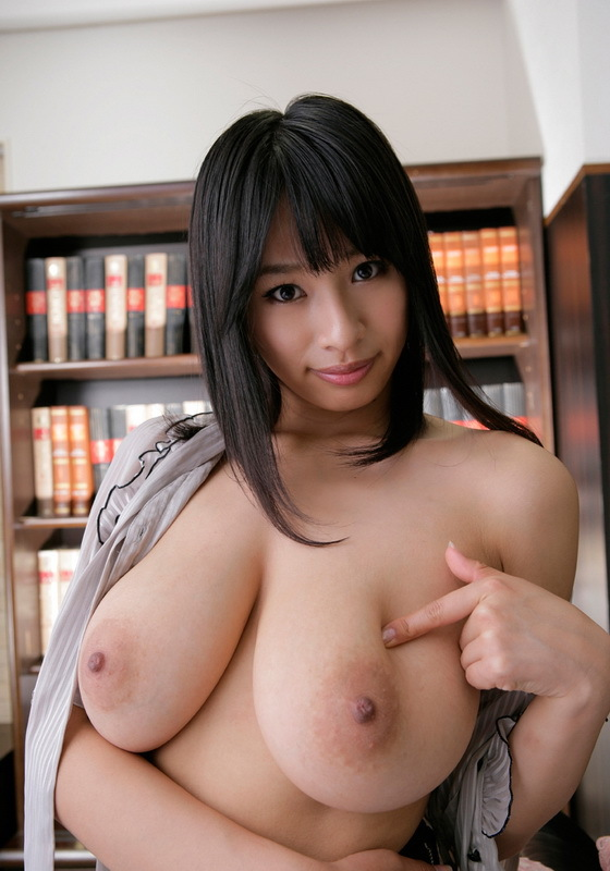 Japanese big tits nurse