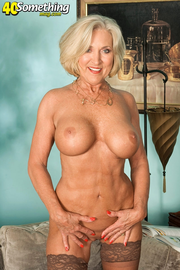 southern Nude woman mature