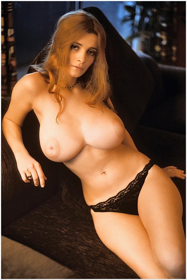 Janet Lupo, Playmate '75; Babe Big Tits Vintage