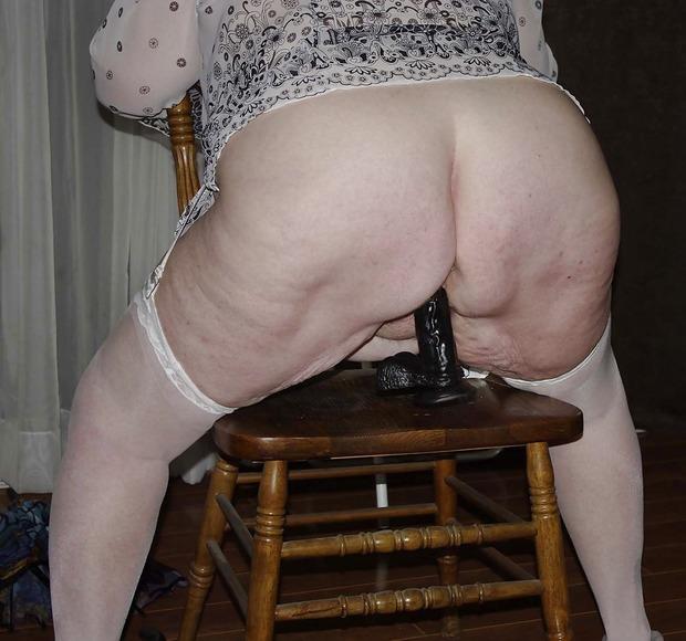 fat ass masturbate