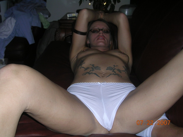 ...; Amateur Mature Panties