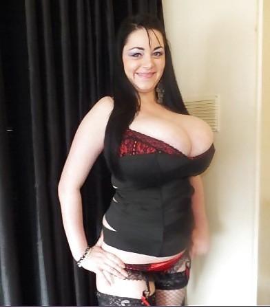 ...; Big Tits Brunette Lingerie Non Nude