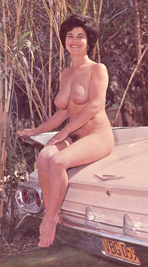 1950s naturist bush; Amateur Big Tits Vintage Unshaven Pussy