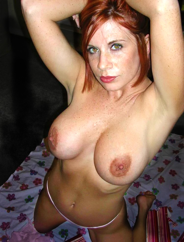 image Red head amateur fucking chop shop owner