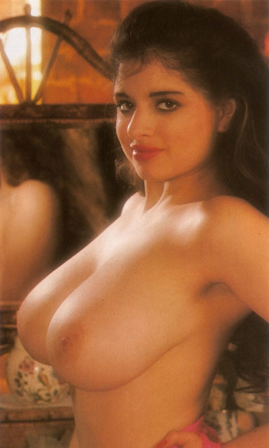 petramania: Natalie Banus - What it is; Big Tits British